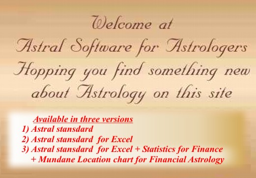Astrology software for all